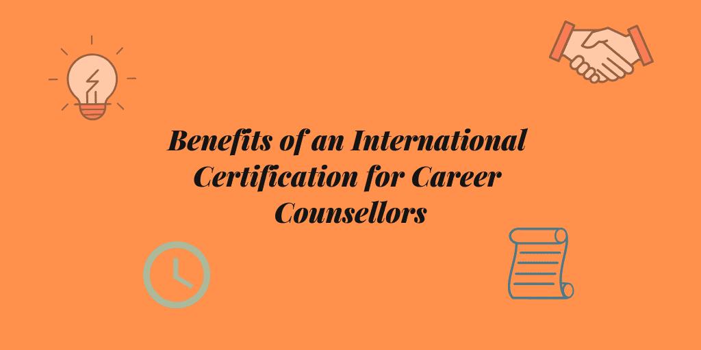 International career counsellor certificate