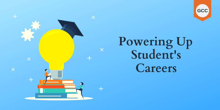 Powering up student careers