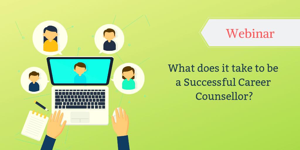 Career counselling webinar
