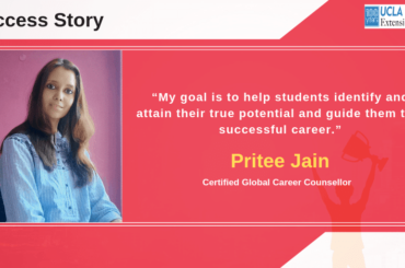 Career counsellor success story