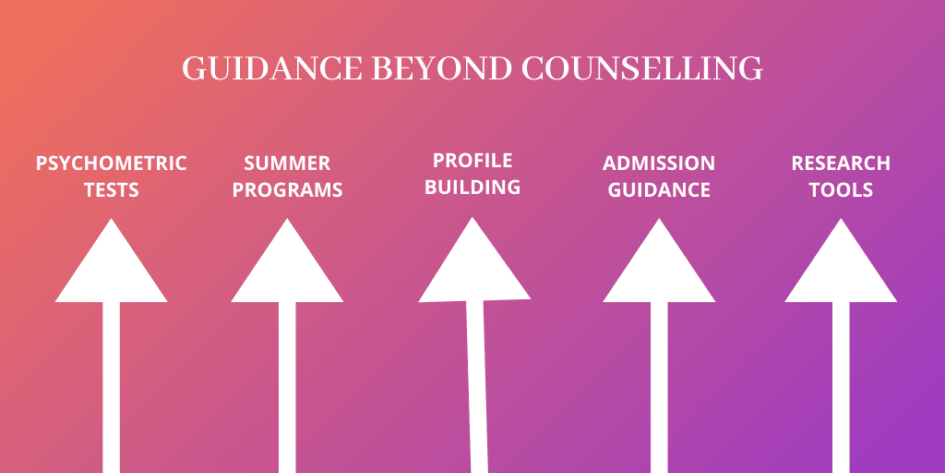 career guidance beyond counselling