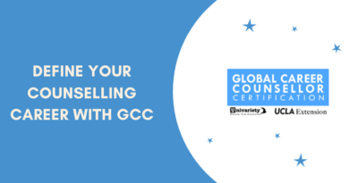 Define Your Counselling Career with GCC