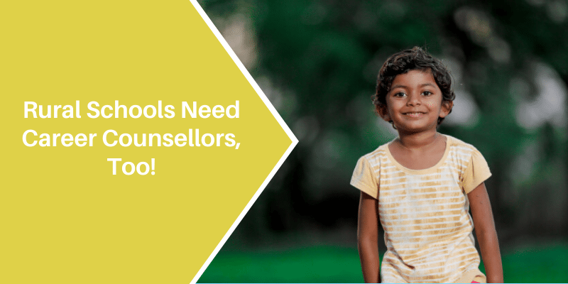 Rural Schools Need Career Counsellors