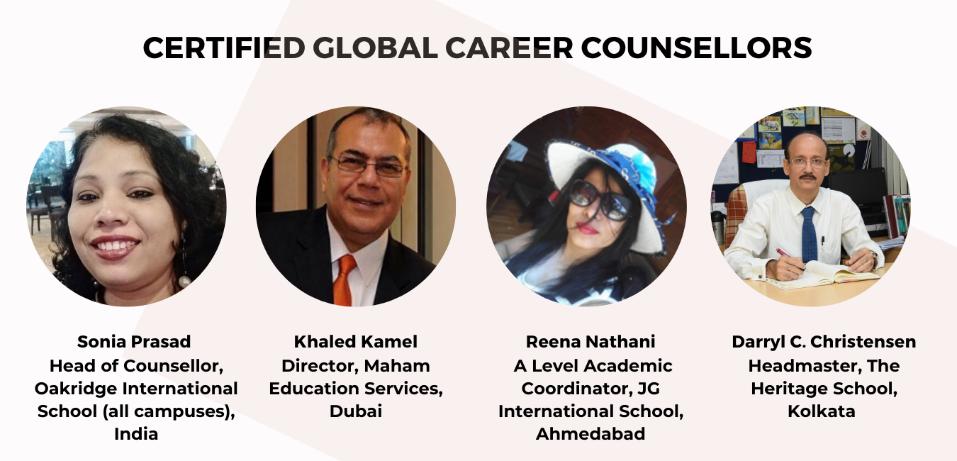 Certified Global Career Counsellors