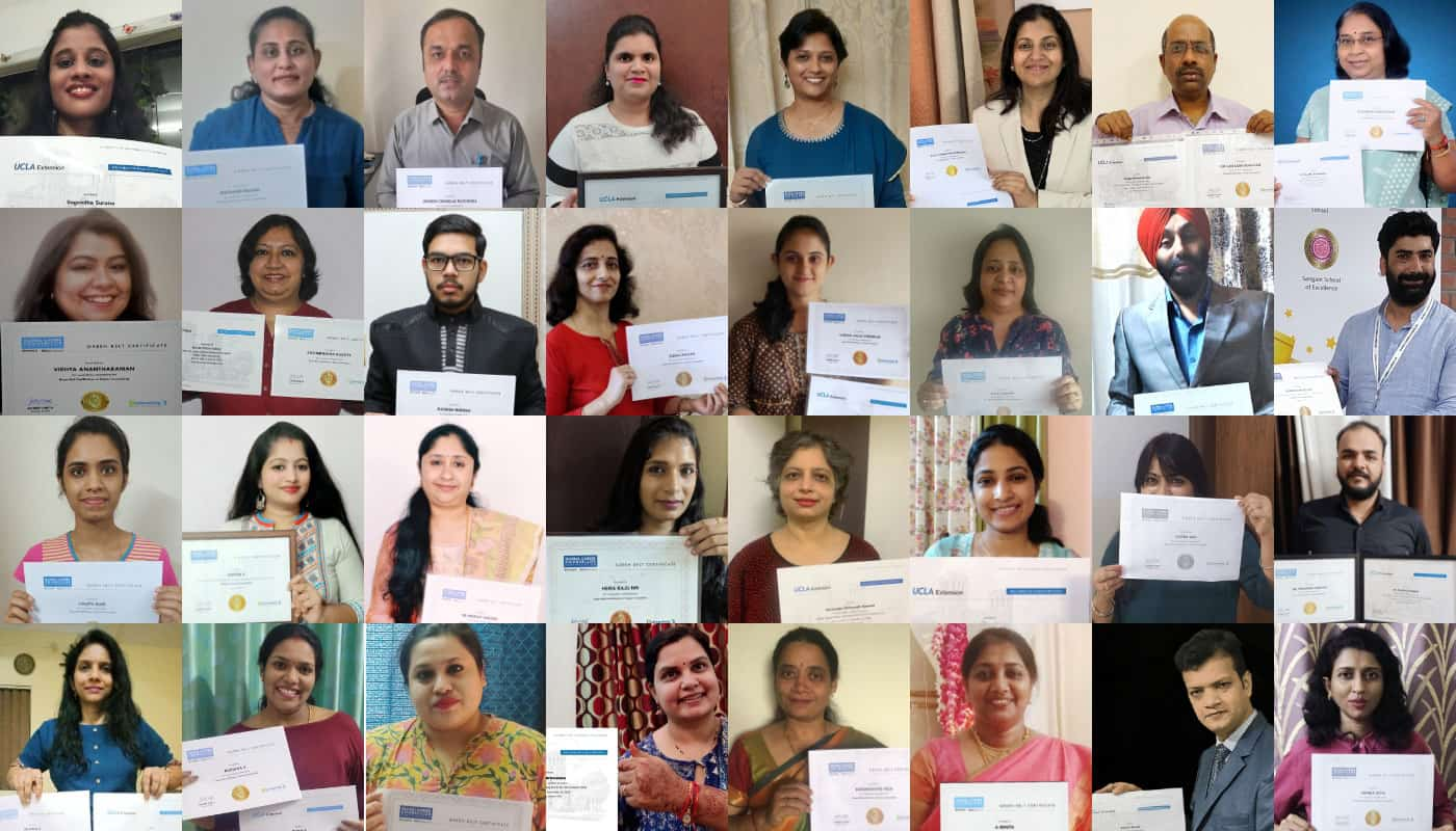 Global career counsellors e-convocation