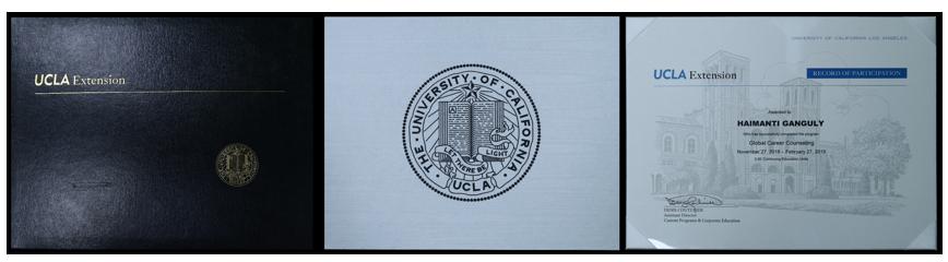 GCC Certificate