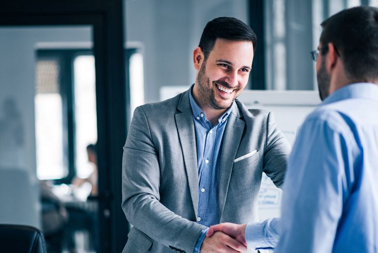 how to start career conversation with clients