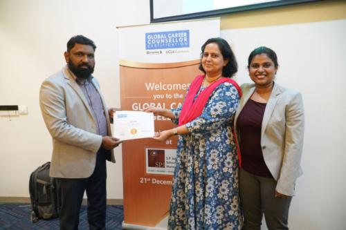 Global Career Counsellor Gold Immersion Workshop - Mumbai