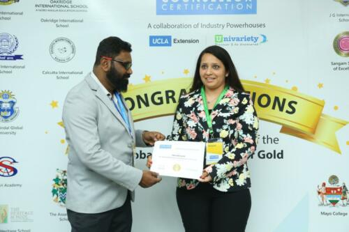 Global Career Counsellor Gold Immersion Workshop - New Delhi