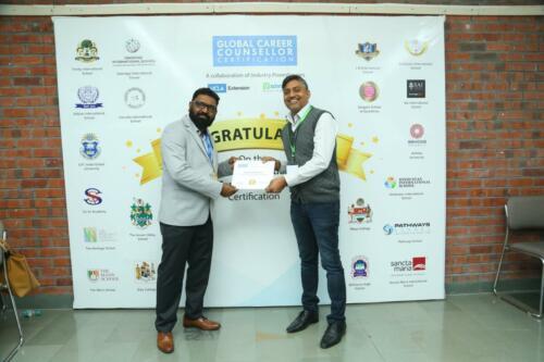 Global Career Counsellor Gold Immersion Workshop - New Delhi
